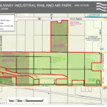 Lincolnway Industrial Rail & Air Park Utilities Map